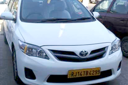 Jaipur To Delhi One Way Taxi Services